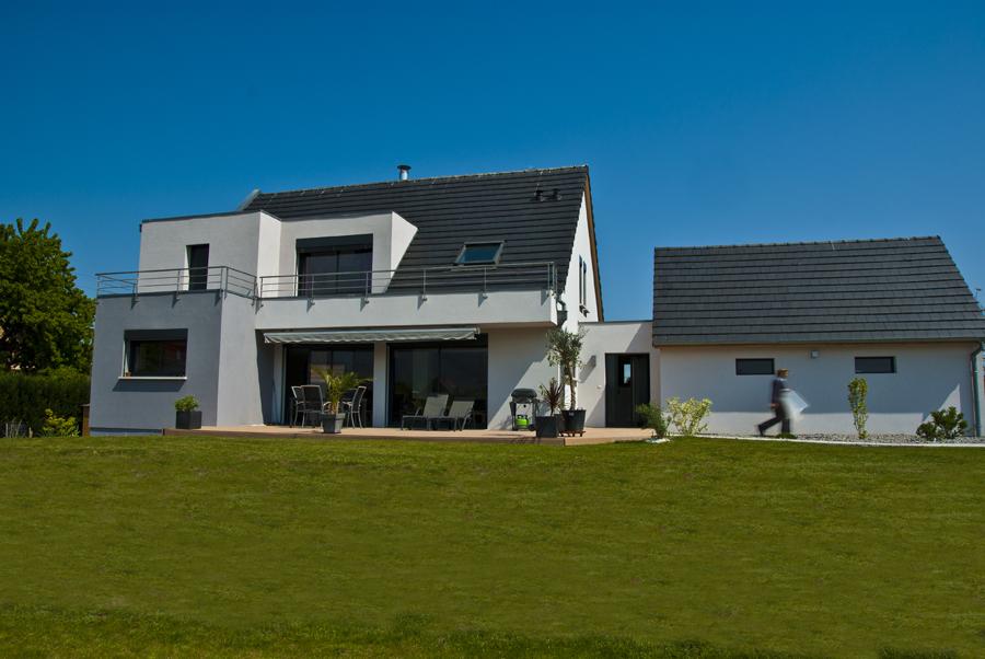 Amazing il acheter une maison neuve ou ancienne agence for Maison neuve deja construite