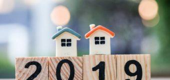 Tendances immobilières de l'année 2019