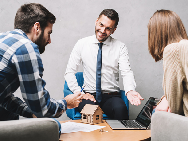 S'engager dans l'achat d'une maison
